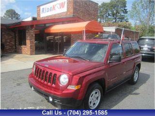 Used 2014 Jeep Patriot Sport in Charlotte, North Carolina