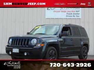 Used 2014 Jeep Patriot Sport in Thornton, Colorado