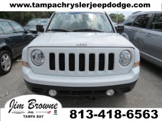 Used 2017 Jeep Patriot Sport in Tampa, Florida
