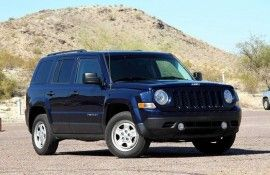 Used 2015 Jeep Patriot Sport in Phoenix, Arizona