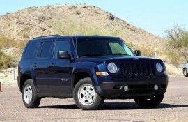 Used 2015 Jeep Patriot Sport in Phoenix, Arizona