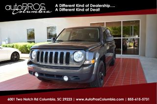 Used 2014 Jeep Patriot Sport in Columbia, South Carolina