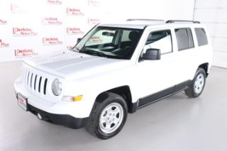 Used 2014 Jeep Patriot Sport in Paducah, Kentucky
