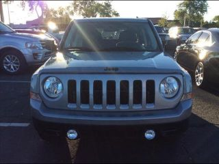 Jeep Patriot Altitude Edition 2015