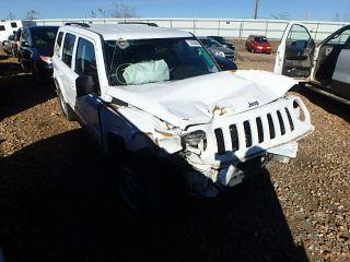 Jeep Patriot Sport 2012