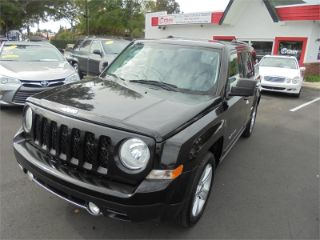Jeep Patriot Limited Edition 2012