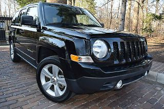 Jeep Patriot Limited Edition 2013