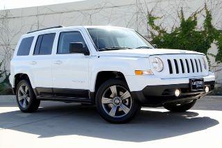 Jeep Patriot High Altitude Edition 2014