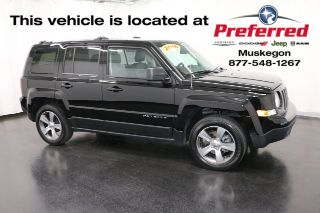 Used 2016 Jeep Patriot in Muskegon, Michigan
