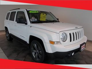Used 2014 Jeep Patriot High Altitude Edition in Ottawa, Illinois