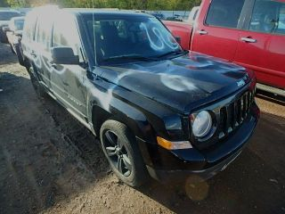 Jeep Patriot Latitude 2012