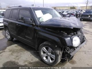 Used 2014 Jeep Patriot Latitude in Houston, Texas