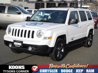 Used 2013 Jeep Patriot Latitude in Fort Mill, South Carolina