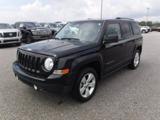 Jeep Patriot Latitude 2014