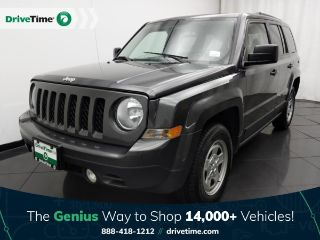 Jeep Patriot 75th Anniversary Edition 2016