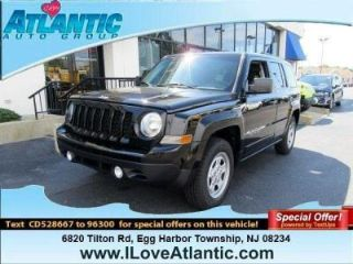 Used 2012 Jeep Patriot Sport in Egg Harbor Township, New Jersey