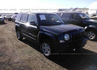 Used 2015 Jeep Patriot Sport in Denver, Colorado
