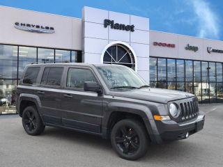Used 2015 Jeep Patriot Altitude Edition in Franklin, Massachusetts