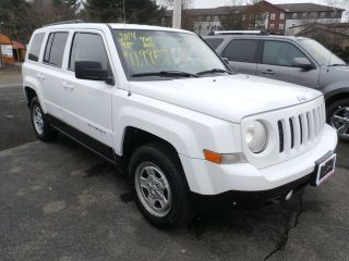 Used 2014 Jeep Patriot Sport in Cortland, New York