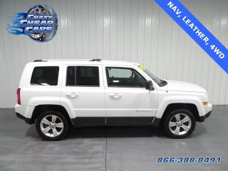 Used 2014 Jeep Patriot Limited Edition in Oakfield, New York