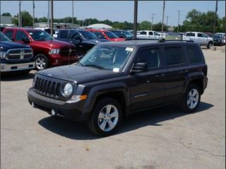 Used 2014 Jeep Patriot Latitude in Wichita, Kansas