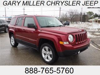 Used 2015 Jeep Patriot Latitude in Erie, Pennsylvania