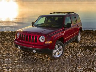 Jeep Patriot Latitude 2015