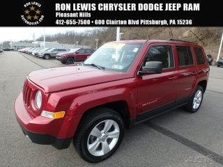 Used 2014 Jeep Patriot Latitude in Pittsburgh, Pennsylvania