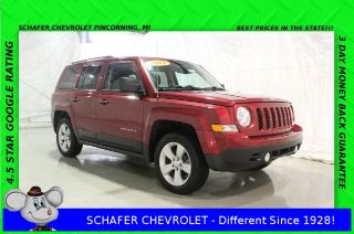 Used 2014 Jeep Patriot Latitude in Pinconning, Michigan