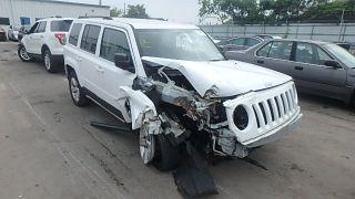 Jeep Patriot Latitude 2012