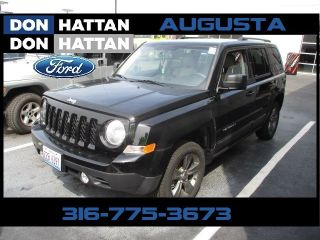 Used 2015 Jeep Patriot in Augusta, Kansas