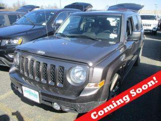 Jeep Patriot Altitude Edition 2015