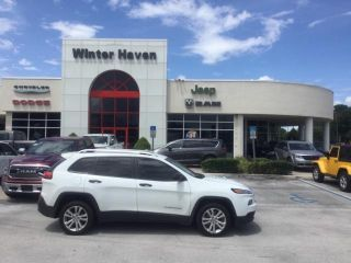 Used 2015 Jeep Cherokee Sport in Lake Wales, Florida