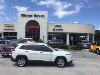 Used 2015 Jeep Cherokee Sport in Lake Wales, Florida