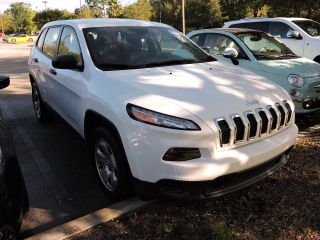 Used 2015 Jeep Cherokee Sport in Orlando, Florida