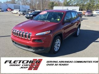 Used 2015 Jeep Cherokee Sport in Sherwood, Arkansas