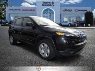 Used 2014 Jeep Cherokee Sport in Levittown, New York