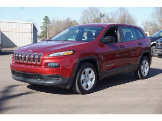 Used 2015 Jeep Cherokee Sport in Oxford, Mississippi