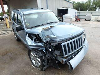 Jeep Liberty Sport 2012