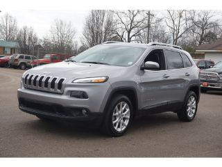 Used 2015 Jeep Cherokee Latitude in Oxford, Mississippi