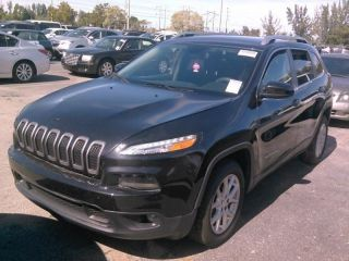 Used 2015 Jeep Cherokee Latitude in West Park, Florida