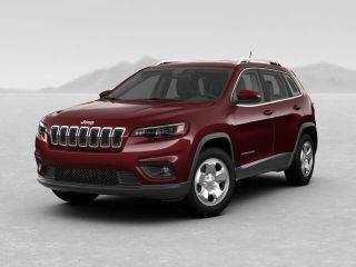 New 2019 Jeep Cherokee Latitude in Statesboro, Georgia