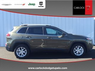 Used 2015 Jeep Cherokee Latitude in Saltillo, Mississippi