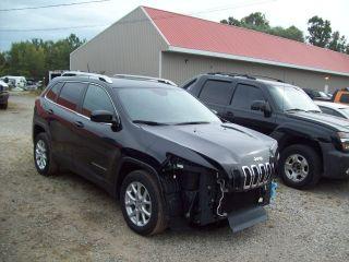 Jeep Cherokee Latitude 2014