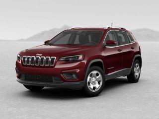 Jeep Cherokee Latitude 2019