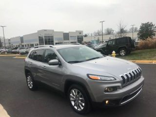 Jeep Cherokee Limited Edition 2016