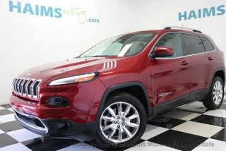 Used 2017 Jeep Cherokee Limited Edition in Lauderdale Lakes, Florida