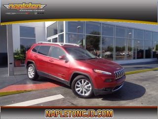 Jeep Cherokee Limited Edition 2015
