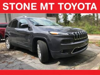 Jeep Cherokee Limited Edition 2017