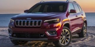 Used 2019 Jeep Cherokee Overland in Flowood, Mississippi